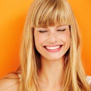 woman smiling with her eyes closed, Juvederm Western MA, Juvederm Longmeadow MA, Juvederm services, cosmetic services